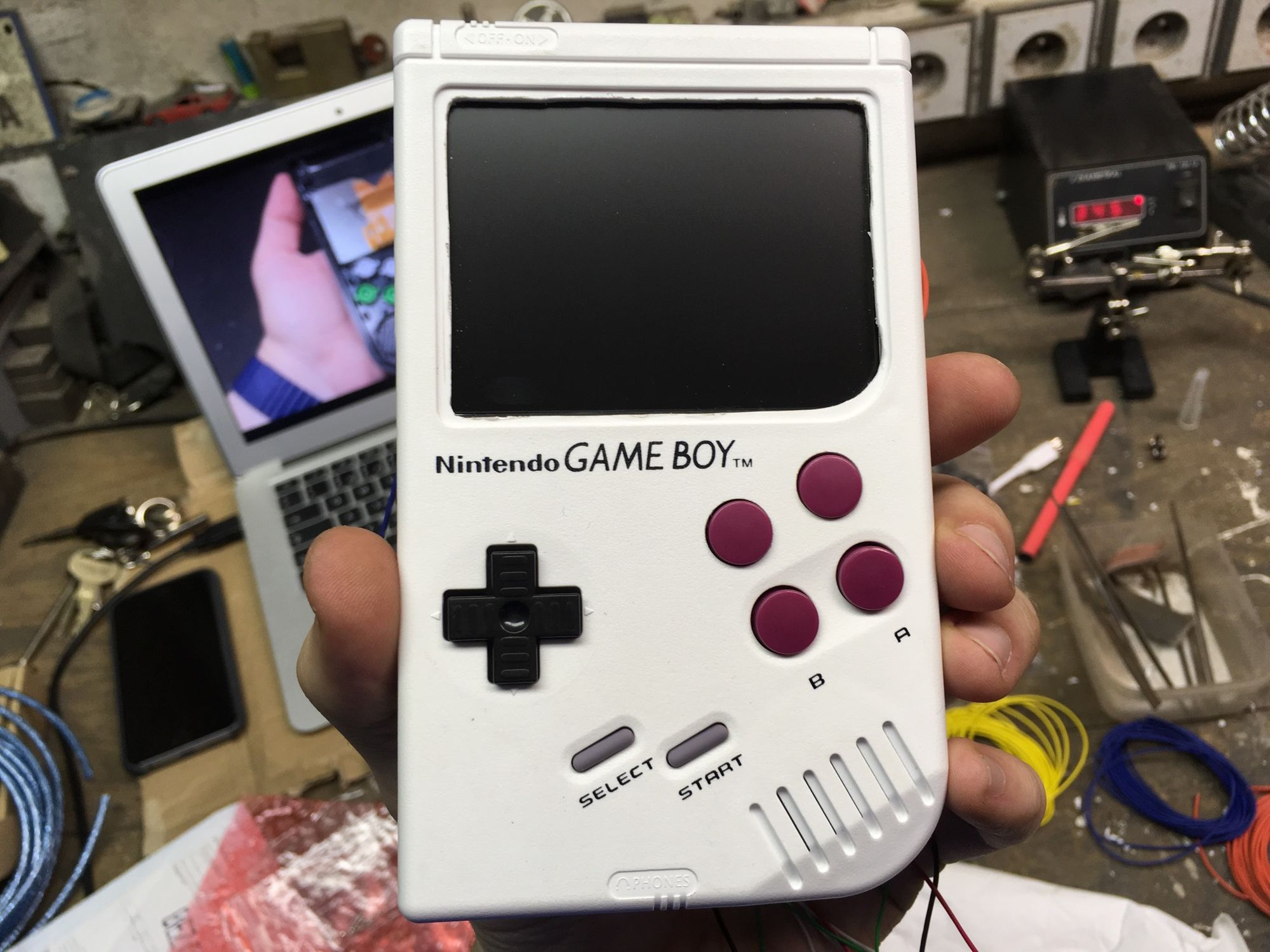 Retro gallery: GameBoy Zero